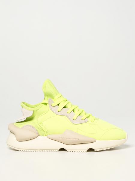 Kaiwa Y-3 trainers in technical fabric
