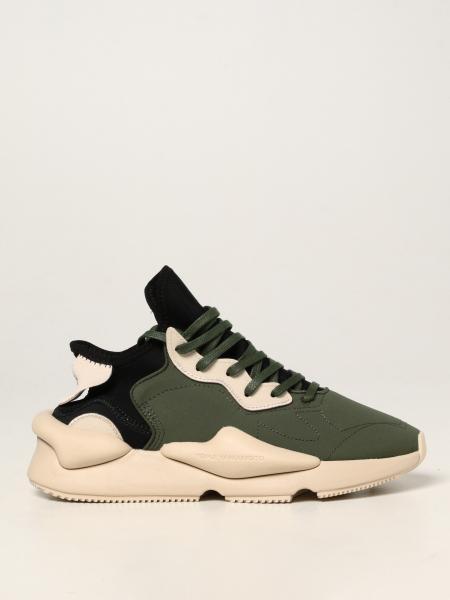Y-3: 运动鞋 男士 Y-3