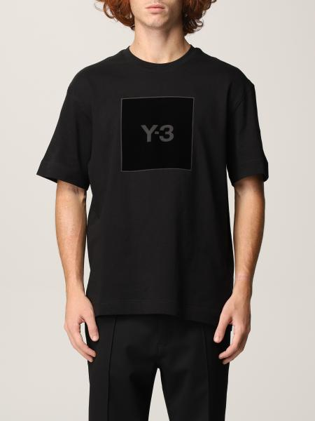 Y-3: T恤 男士 Y-3