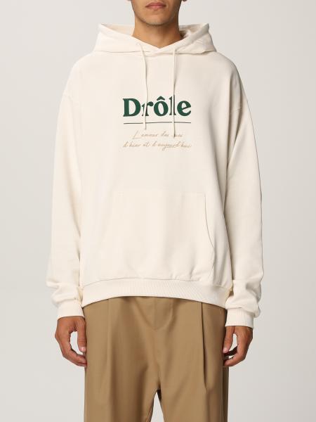 Drole De Monsieur men: Sweatshirt men Drole De Monsieur