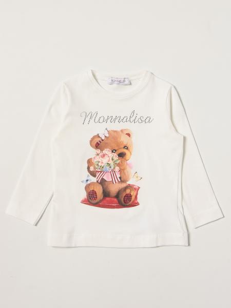 Camisetas niños Monnalisa
