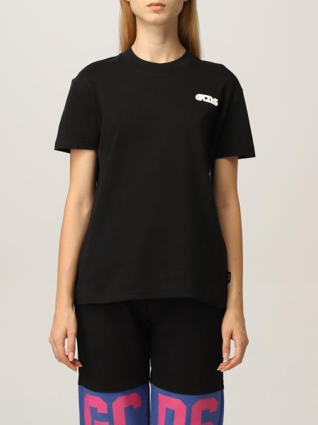 Gcds donna: T-shirt donna Gcds