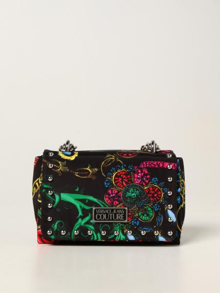 Versace Jeans Couture donna: Borsa Versace Jeans Couture con stampa Regalia Baroque