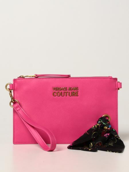 Versace Jeans Couture donna: Borsa Versace Jeans Couture in pelle sintetica