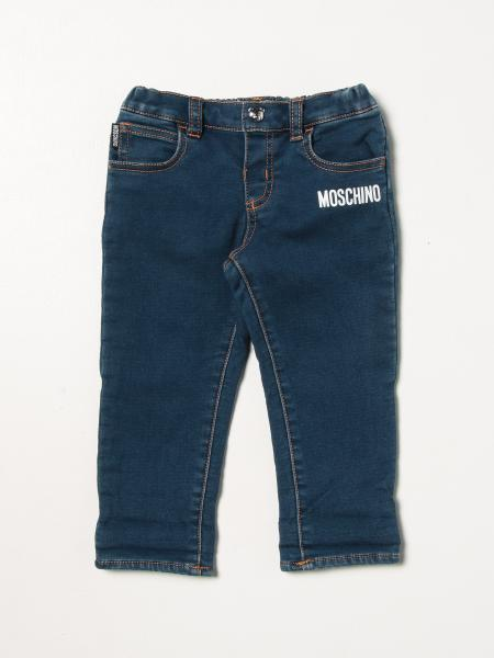 Jeans kinder Moschino Baby