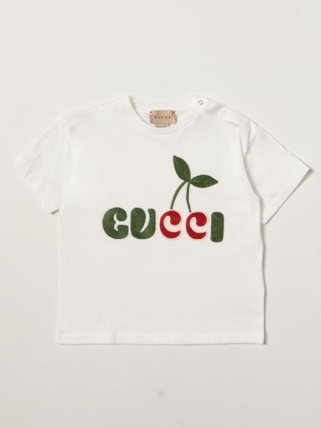 Gucci: T-shirt kids Gucci