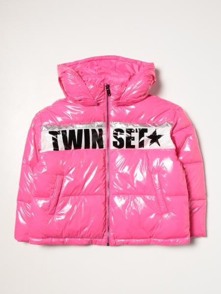 Cappotto bambino Twin Set