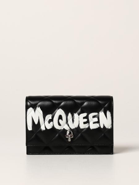 Alexander Mcqueen femme: Mini sac à main femme Alexander Mcqueen