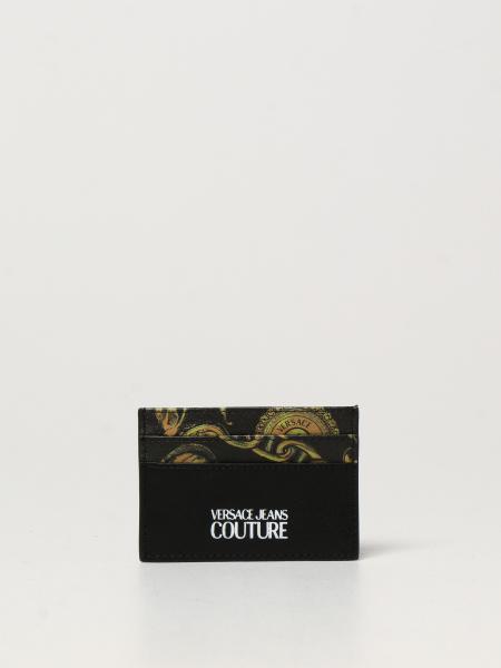 Porta carte di credito Versace Jeans Couture