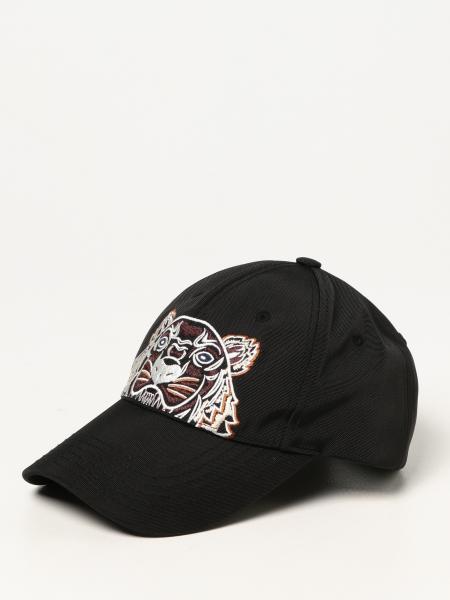 Kenzo uomo: Cappello da baseball Kenzo con tigre ricamata