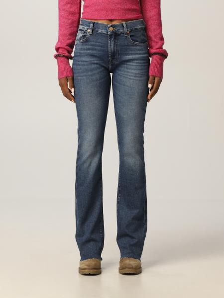 7 For All Mankind donna: Pantalone donna 7 For All Mankind