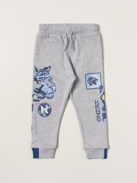Kenzo: Pantalón niños Kenzo Junior