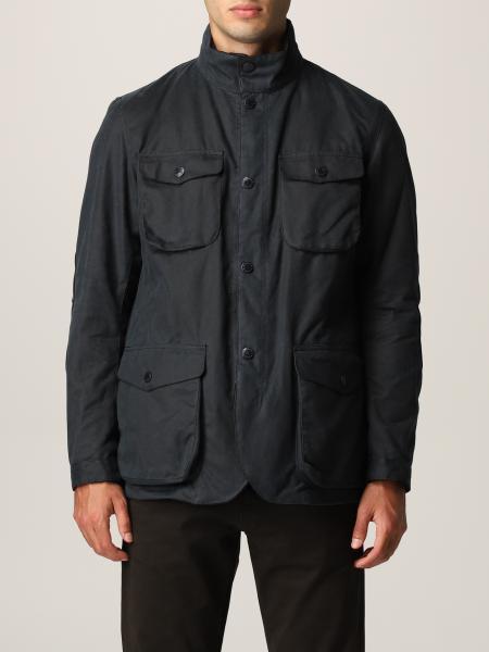 Barbour ogston wax jacket