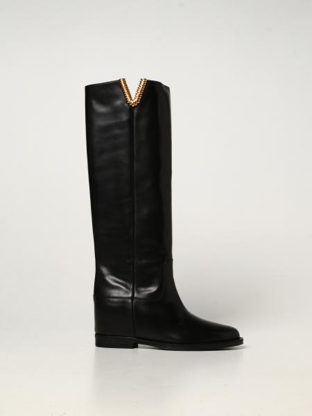 Saint Barth Via Roma 15 leather boot