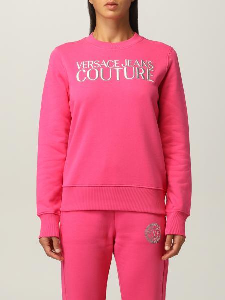 Versace Jeans Couture donna: Felpa donna Versace Jeans Couture