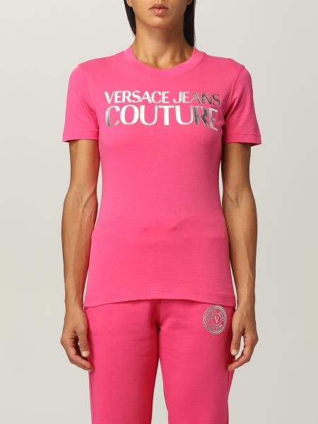 Versace Jeans Couture donna: T-shirt donna Versace Jeans Couture
