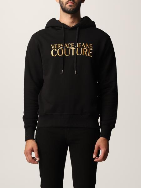 Versace Jeans Couture homme: Sweatshirt homme Versace Jeans Couture