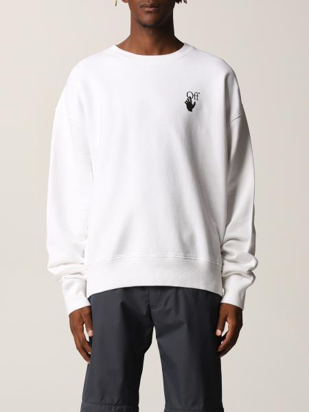 Off White men: Sweater men Off White