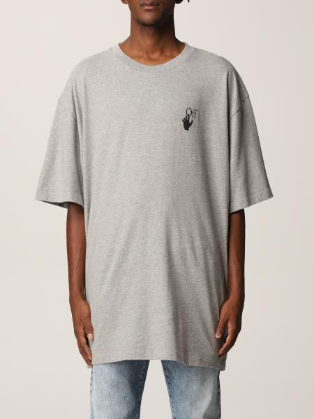 Off White men: T-shirt men Off White