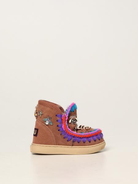 鞋履 儿童 Mou