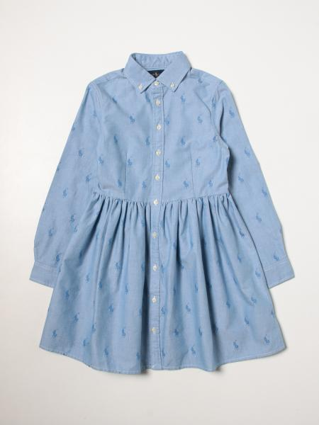 Vestido niños Polo Ralph Lauren