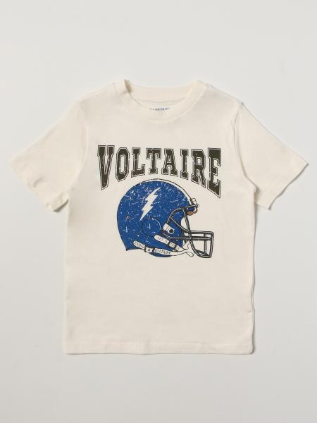 Zadig & Voltaire: Camiseta niños Zadig & Voltaire