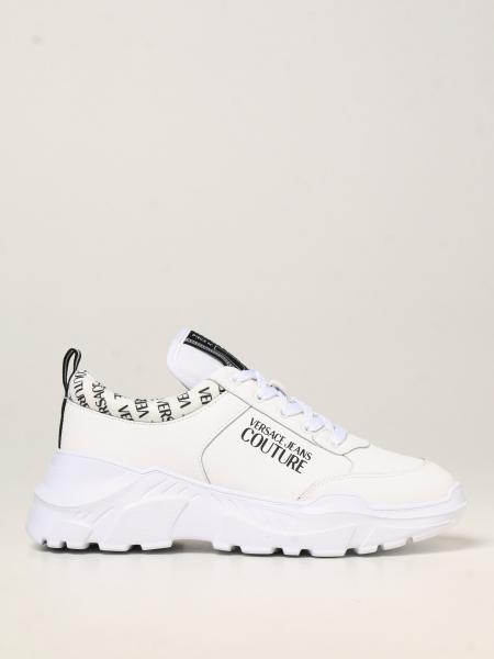 Versace Jeans Couture men: Trainers men Versace Jeans Couture