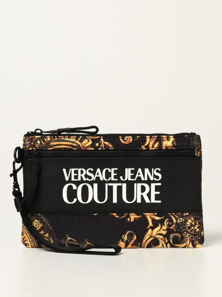 Pochette Versace Jeans Couture in nylon Regalia Baroque