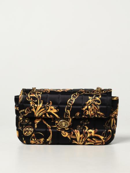 Versace Jeans Couture donna: Borsa Versace Jeans Couture in nylon Baroque