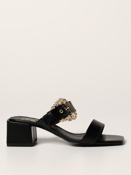 Flat sandals women Versace Jeans Couture