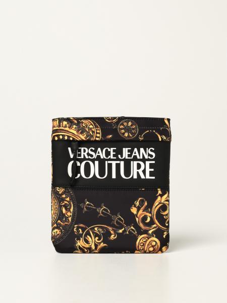 Versace Jeans Couture men: Shoulder bag men Versace Jeans Couture