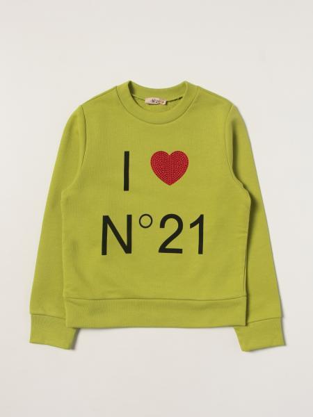 Pullover kinder N° 21