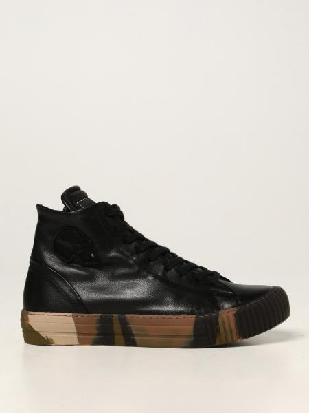 Sneakers Gabriele Pasini in pelle