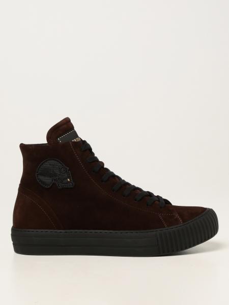 Sneakers Gabriele Pasini in camoscio