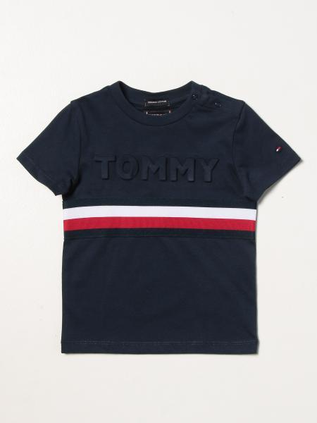 Tommy Hilfiger: Футболка Детское Tommy Hilfiger