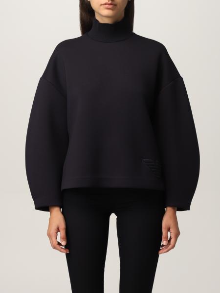 Sweatshirt damen Emporio Armani
