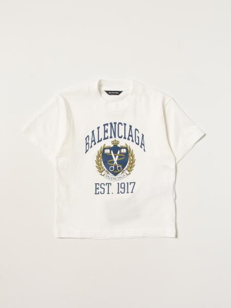 Balenciaga ДЕТСКОЕ: Футболка Детское Balenciaga