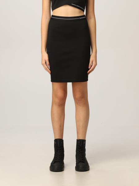 Calvin Klein Jeans 女士: 半身裙 女士 Calvin Klein Jeans