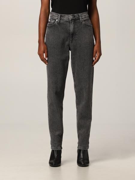 Calvin Klein Jeans 女士: 牛仔裤 女士 Calvin Klein Jeans