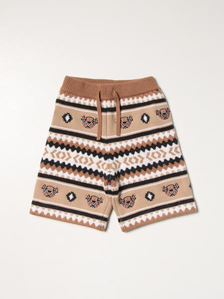 Pantalón corto niños Burberry