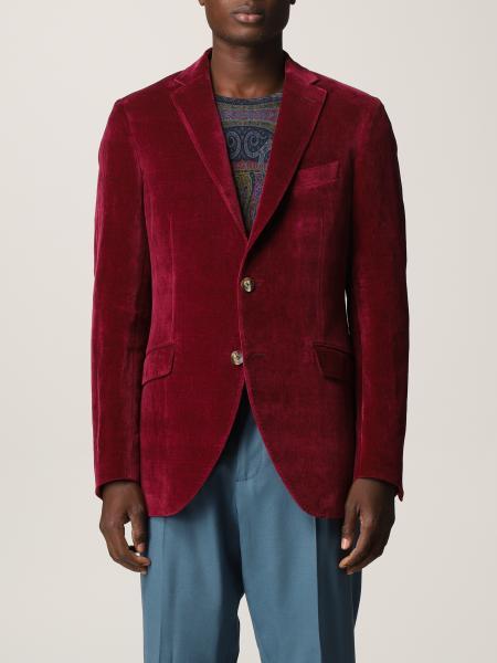 Etro men: Jacket men Etro