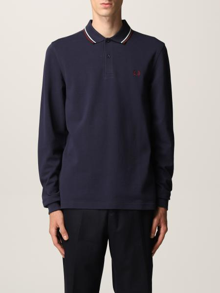 Twin tipped shirt, polo fred perry manica lunga