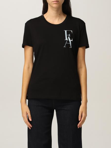 Emporio Armani mujer: Camiseta mujer Emporio Armani