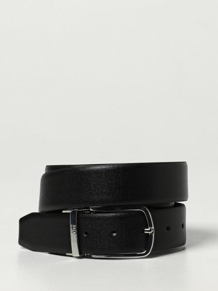 Cintura reversibile Hugo Boss in pelle