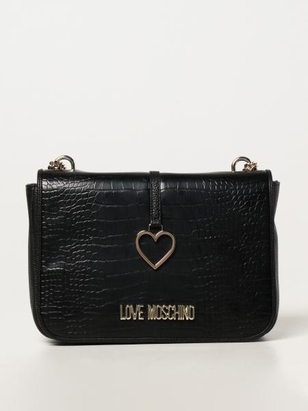 Love Moschino women: Shoulder bag women Love Moschino