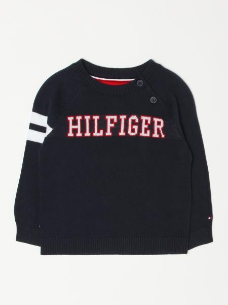 Tommy Hilfiger: Свитер Детское Tommy Hilfiger