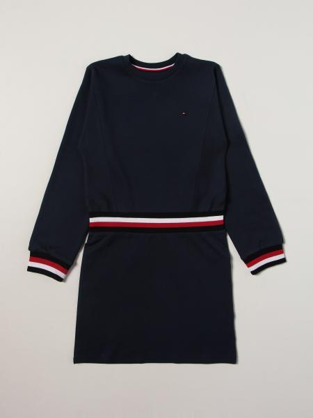 Tommy Hilfiger: Платье Детское Tommy Hilfiger