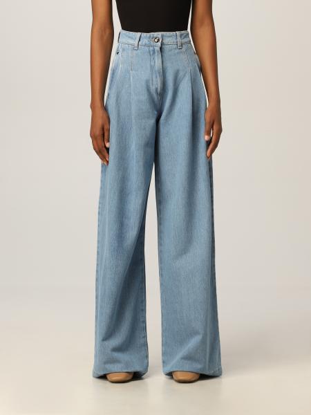 Semicouture 女士: 裤子 女士 Semicouture