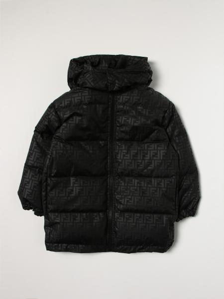 Fendi: Куртка Детское Fendi