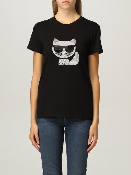 T-shirt women Karl Lagerfeld